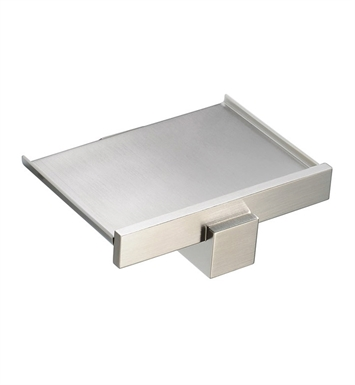 Fresca FAC1405BN Brass Wall Mount Soap Dish in Brushed Nickel