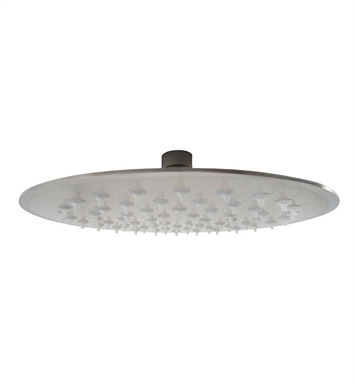 ALFI Brand RAIN8R-BSS Solid Brushed Stainless Steel 8 inch Round Ultra Thin Rain Shower Head