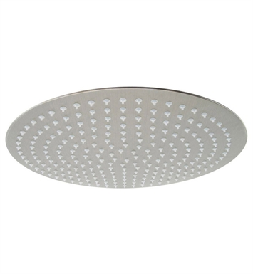 ALFI Brand RAIN16R-PSS Solid Polished Stainless Steel 16 inch Round Ultra Thin Rain Shower Head
