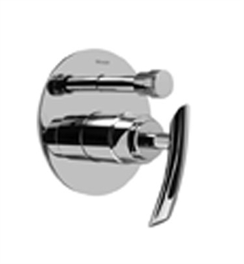 Graff G-7080-LM24S-PC Pressure Balancing Valve Trim with Handle and Diverter With Finish: Polished Chrome