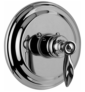 Graff G-8030-LM14S-PN Thermostatic Valve Trim with Handle With Finish: Polished Nickel