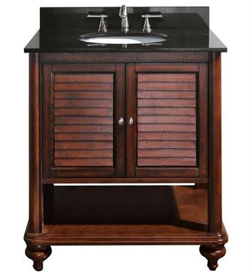 Avanity Tropica V30 Ab Tropica 30 Antique Brown Bathroom