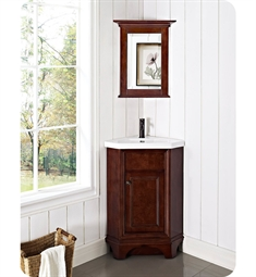Fairmont Designs Newhaven 26 inch Corner Vanity and Sink Set