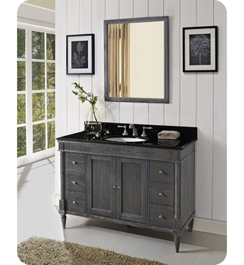 Fairmont Designs 143-V48 Rustic Chic 48 inch Vanity in Silvered Oak