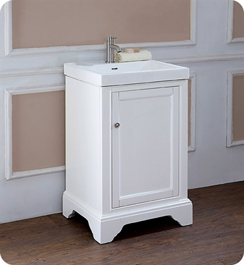 Fairmont Designs 1502-V2118 Framingham 21 x 18 inch Vanity in Polar White