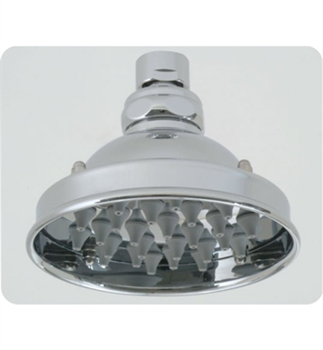 "Jaclo S193-PN Bonnie 4"" Round Showerhead With Finish: Polished Nickel"