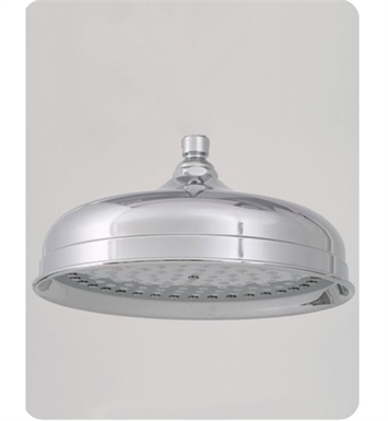 "Jaclo S187-PB Carolene 10"" Round Showerhead With Finish: Polished Brass"