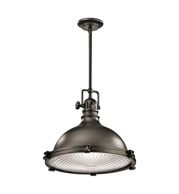 Kichler 2691OZ Pendant 1 Light in Olde Bronze