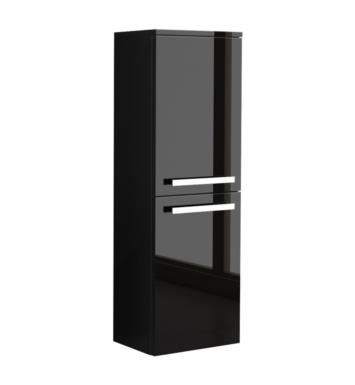 LaToscana AMCO-23W Ambra Linen Cabinet With Finish: Glossy White