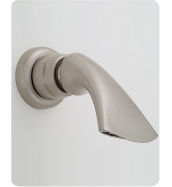 "Jaclo S169-SN Cascada 3"" Waterfall Showerhead With Finish: Satin Nickel"