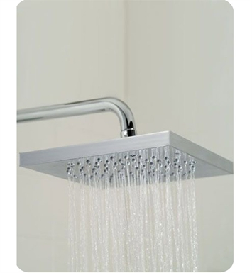Jaclo S170-PEW CUBIX® Deluxe Showerhead With Finish: Pewter