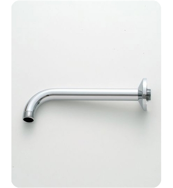 Jaclo 8040-WH Decorative 90° Showerarm with Escutcheon With Finish: White