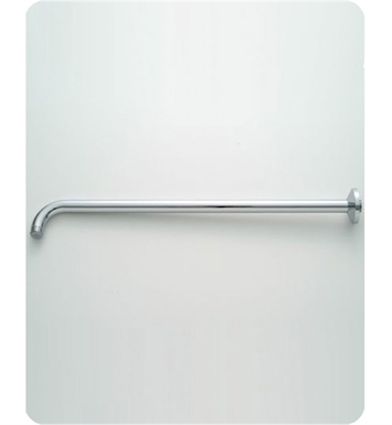 Jaclo 8048-PEW Decorative 90° Showerarm with Escutcheon With Finish: Pewter