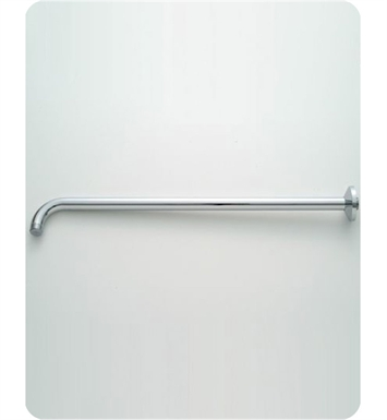 Jaclo 8046-SN Decorative 90° Showerarm with Escutcheon With Finish: Satin Nickel