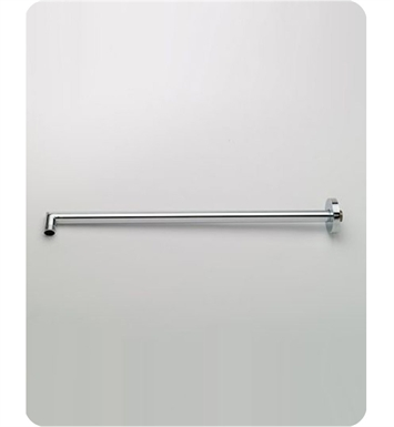 Jaclo 8072-SC Decorative 90° Showerarm with Sliding Escutcheon With Finish: Satin Chrome