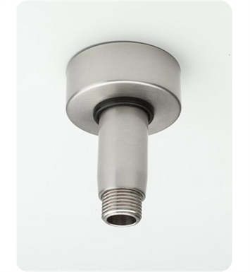 Jaclo 8078-PEW Decorative Ceiling Showerarm with Escutcheon With Finish: Pewter