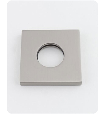 "Jaclo 6007-AB  ½"" Multifit Contemporary Square Escutcheon With Finish: Antique Brass"