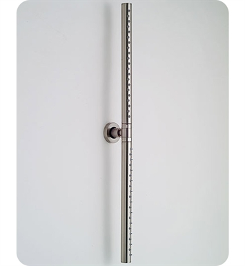 Jaclo R028-PEW Decorative Rain Bar With Finish: Pewter