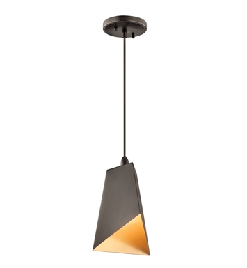 Kichler 42753OZ Mini Pendant 1 Light in Olde Bronze