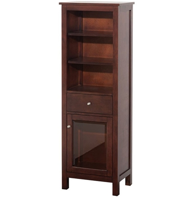 "Avanity LEXINGTON-LT20-LE Lexington 20"" Linen Tower in Light Espresso"