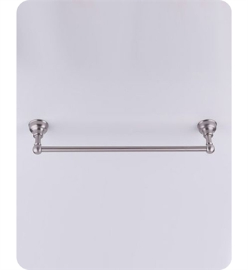 Jaclo 4840-TB-24-WH Jaylen Towel Bar With Finish: White
