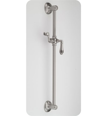 Jaclo 7424-SN Retro Wall Bar With Finish: Satin Nickel