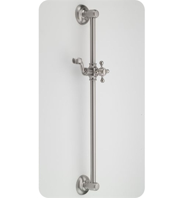 Jaclo 7824-PN Retro Wall Bar With Finish: Polished Nickel