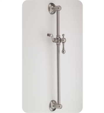 Jaclo 7924-SN Roaring 20's Retro Wall Bar With Finish: Satin Nickel