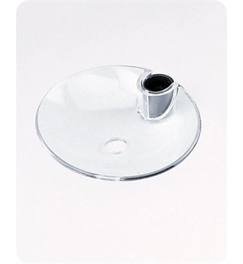 Jaclo CLSD-95 Soap Dish for Contemporary Slim Wall Bars