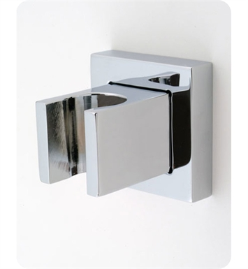 Jaclo 8749-SN CUBIX® stationary wall mount With Finish: Satin Nickel