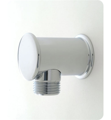 Jaclo 6485-SN Deluxe Water Supply Elbow With Finish: Satin Nickel