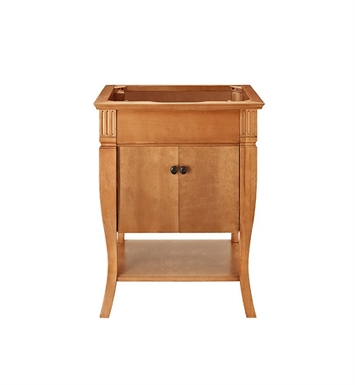 "Ryvyr V-COLORADO-DR24MP COLORADO 24"" Modern Bathroom Vanity with Doors in Maple Finish"