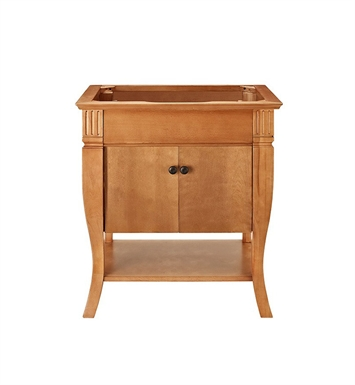 "Ryvyr V-COLORADO-DR30MP COLORADO 30"" Modern Bathroom Vanity with Doors in Maple Finish"
