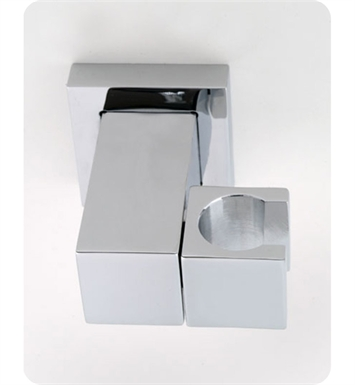 Jaclo 8752-PEW CUBIX® deluxe adjustable wall mount With Finish: Pewter