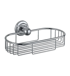 Keuco 2158010000 Astor Sponge Wire Basket in Chrome