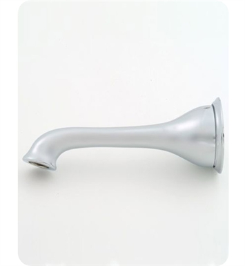 Jaclo 2023-PN Decorative Tub Spout With Finish: Polished Nickel