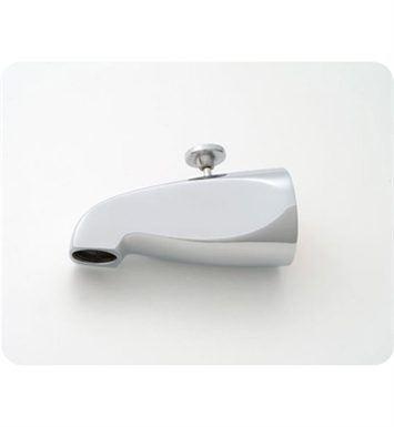 Jaclo 2005-TB Decorative Tub Spout with Diverter With Finish: Tristan Brass