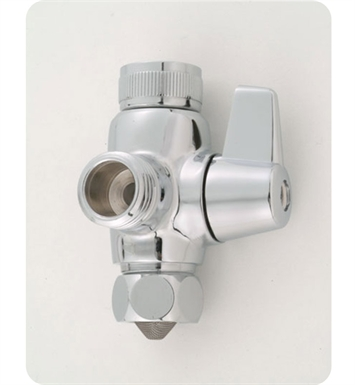 Jaclo 2001-JG Diverter Valve With Finish: Jewelers Gold