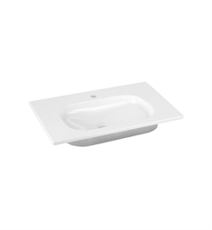 Keuco Royal Universe 32791315001 Ceramic Washbasin With Single Tap Hole