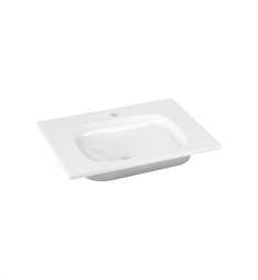 Keuco Royal Universe 32751316501 Ceramic Washbasin With Single Tap Hole