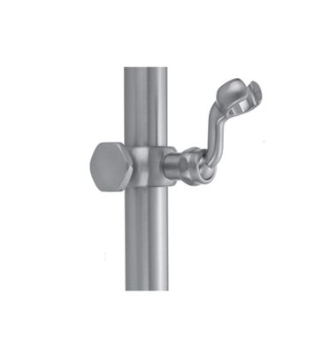 Jaclo SL16-PN Generic Sliding Handshower Mount for Luxury Grab Bars With Finish: Polished Nickel