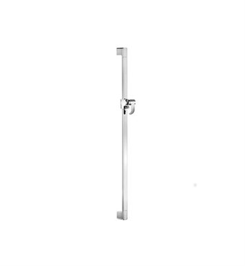 Keuco 52785010900 Collection Moll Hand Shower Sliding Rail with Bracket