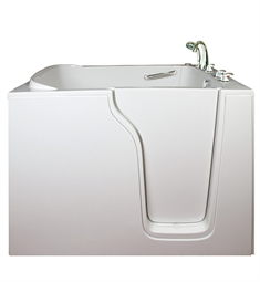 Ella Bariatric 30.5 inch Wide Seat Walk In Bathtub