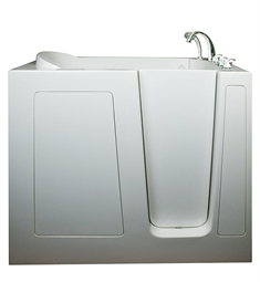 Ella Deep 46 inch High Walk In Bathtub