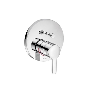 Keuco 51672010281 Elegance Concealed Single Lever Bath Tub Mixer with Safety Device