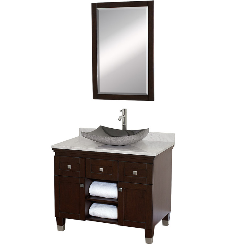 Wcv500036es disabled premiere 36 modern bathroom vanity set by wyndham collection in Premiere bathroom design reviews