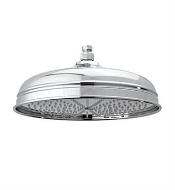 "Rohl 1047-8 12"" Bordano Anti-Cal Showerhead"
