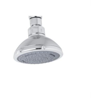 "Rohl I00131 Sondria 3 5/8"" Wall Mount Multi-Function Round Showerhead"