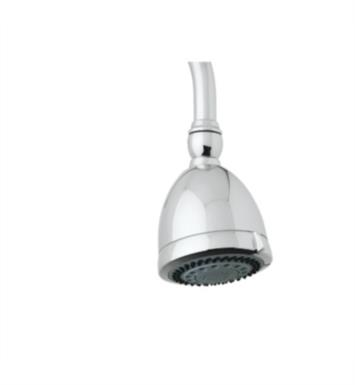 "Rohl U.5800 Perrin and Rowe 3 5/8"" Wall Mount Multi-Function Round Showerhead"