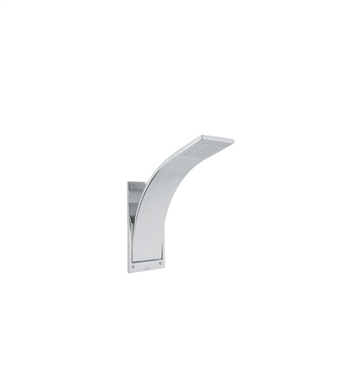 Rohl WA1319-APC Wave Integrated Shower Arm And Showerhead With Finish: Polished Chrome